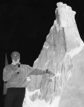Cesare Maestri. Cerro Torre